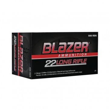 BLAZER - .22LR, 40GR, LRN, 50RD/BX