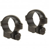 """RM RUGER #1 & 77/22 RINGMOUNT - GLOSS, LOW, 1"""""""