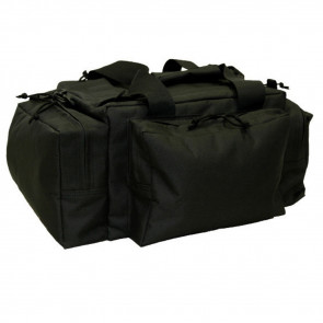 "TACTICAL RANGE BAG - 20"" X 10"" X 9"" - BLACK"