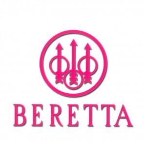 BERETTA WINDOW DECALS - PINK