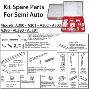 SEMI AUTOMATIC SPARE PARTS KIT