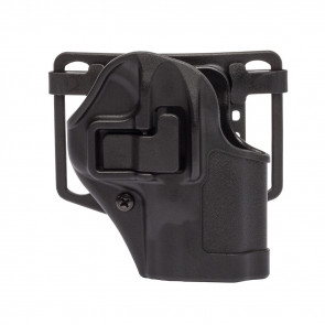 SERPA CQC HOLSTER WITH MATTE FINISH - RIGHT HANDED, S&W M&P SHIELD .9/.40