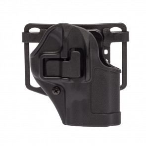SERPA CQC CONCEALMENT HOLSTER - GLOCK 43 - RIGHT HAND - MATTE BLACK