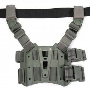 TACTICAL HOLSTER PLATFORM - OD GREEN
