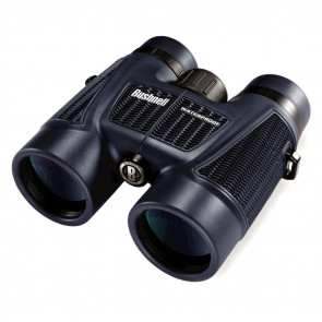 H2O 8X42MM ROOF PRISM BINOCULARS - BLACK