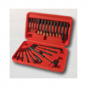 WINCHESTER PUNCH SET - 24 PIECE, 6 ROLL PIN PUNCHES