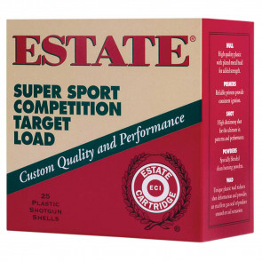 "SUPER SPORT COMPETITION TARGET LOAD - 12 GAUGE, 2 3/4"", 7.5 SHOT"