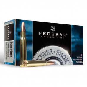 POWER-SHOK® AMMUNITION - .30-30 WINCHESTER - SOFT POINT FN - 150 GRAIN
