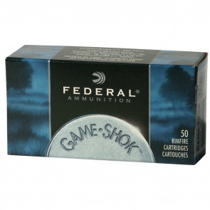 GAME-SHOK® - .22LR - COPPER PLATED HP - 38GR - 50RD/BX
