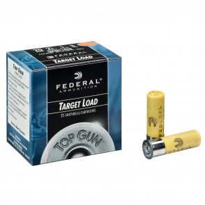 TOP GUN® TARGET SHOTSHELLS - 20 GAUGE - 2 3/4 INCH - 7/8 OUNCE - #7.5 SHOT