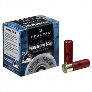 SPEED-SHOK® SHOTSHELLS - 12 GAUGE - 3 INCH - 1 1/8 OUNCE - #4 SHOT