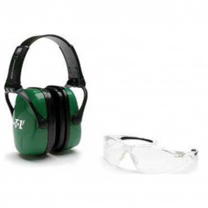 SHOOTING SAFETY COMBO KIT - GREEN