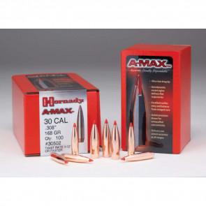 A-MAX BULLETS - 230 CALIBER, .308, 168 GRAIN