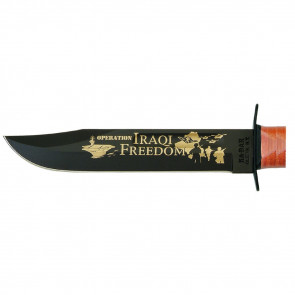 USN IRAQI FREEDOM KNIFE