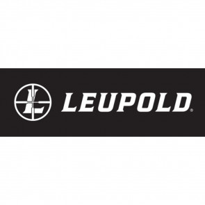 LEUPOLD DECAL WINDSHIELD 38IN WHITE