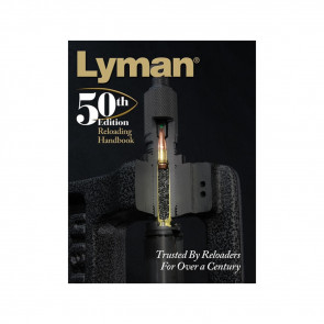 50TH EDITION RELOADING HANDBOOK, SOFTCOVER