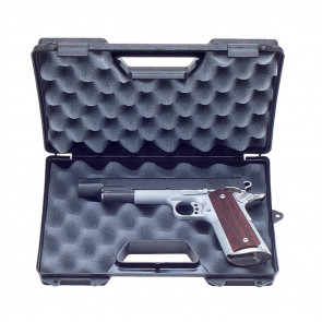 "ORIGINAL HANDGUN CASE - 12.2"" X 8.4"" X 2.3"" - BLACK"