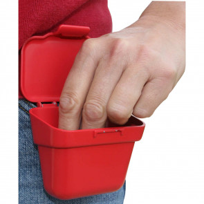 AMMO BELT POUCH - RED