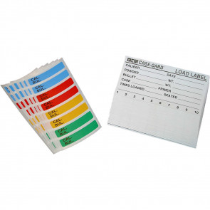 RIFLE & HANDGUN RELOAD LABELS - PACK OF 50
