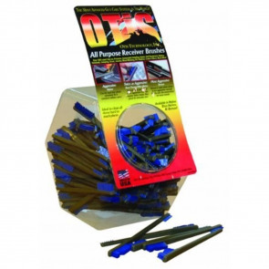 POP DSPLY DBL END BLU NYL A/P BRSH 150EA