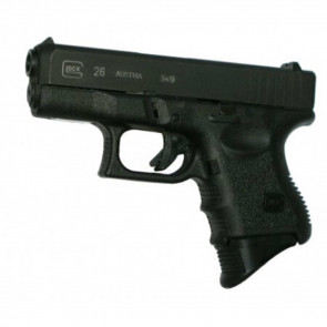 GLOCK MODEL 26 / 27 / 33 / 39 GRIP EXTENSION - 1/4 LONGER