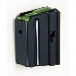 COLT AR-15 MAGAZINE .223 REMINGTON - 5 ROUND - STEEL - BLUE - FLUSH FIT