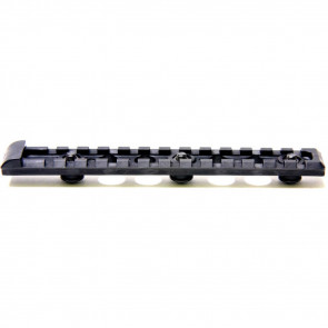AR-15 / M16 BLACK POLYMER RIFLE HANDGUARD RAIL
