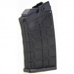 SAIGA SHOTGUN MAGAZINE - 12 GAUGE - 5 ROUND - POLYMER - BLACK