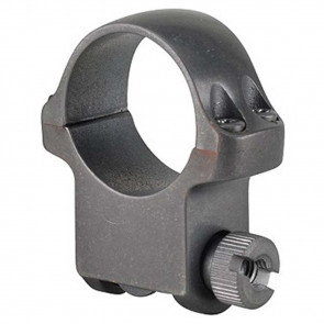 """1"""" HIGH SCOPE RING WITH TARGET GREY STAINLESS FINISH"""