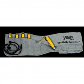 PROTECTOR 18 KNIFE ROLL 3IN-5IN KNIVES