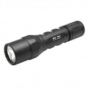 6PX PRO FLASHLIGHT, LED, 320 LUMENS, BLACK