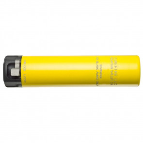 BLANK FIRING ADAPTER, 5.56 CALIBER, YELLOW