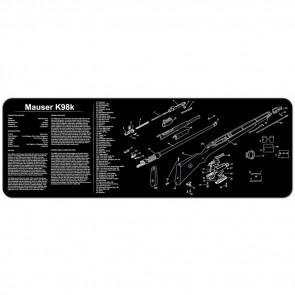"""MAUSER K98 CLEANING MAT - 12"""" X 36"""""""