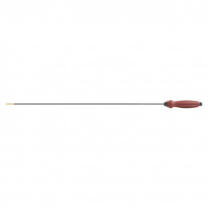 """DELUXE CARBON FIBER CLEANING ROD - 40"""" : 22-26 CALIBER - RETAIL PACKAGE"""