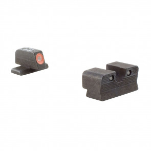 FNH HD NIGHT SIGHT ORG FRONT OUT - FN509