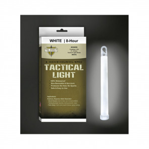 TACTICAL LIGHT STICK - WHITE