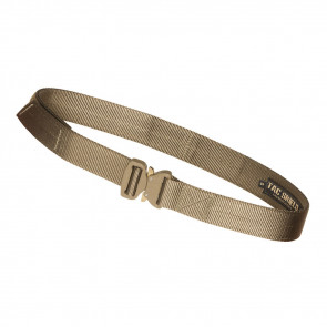 "TACTICAL 1.75"" GUN BELT - COYOTE, MEDIUM 34"" - 38"""