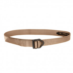 TACTICAL RIGGER BELT - TAN, LARGE