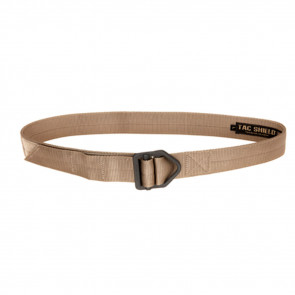 TACTICAL RIGGER BELT - TAN, MEDIUM