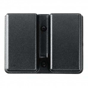 KYDEX DOUBLE MAG CASE - DOUBLE ROW BELT MODEL