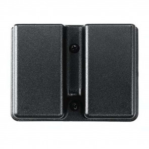 KYDEX DOUBLE MAG CASE - DOUBLE ROW PADDLE MODEL