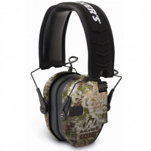 RAZOR SLIM LOW PROFILE ELECTRONIC EARMUFF - KRYPTEK CAMO